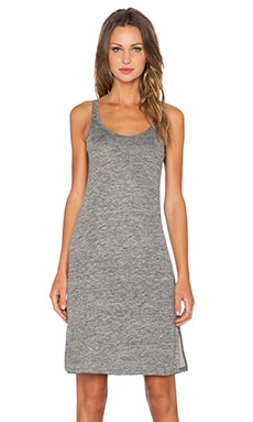 rag & bone/JEAN Cody Tank Dress in Medium Heather Grey