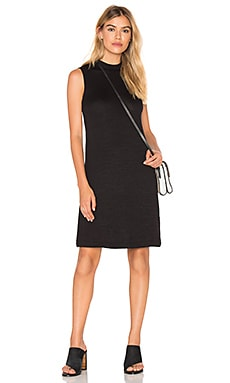 rag & bone/JEAN Hudson Shift Dress in Black