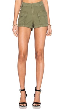 rag & bone/JEAN Cargo Short in Army