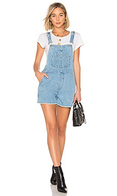 6ee692e07b1 Patched Short Dungaree rag   bone JEAN ...