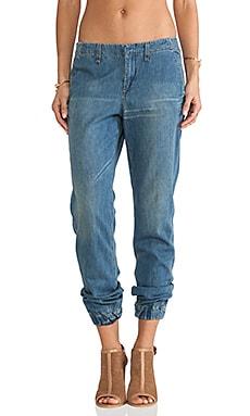 rag & bone/JEAN Pajama Jean in Drakes