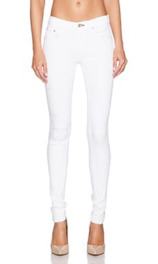 rag & bone/JEAN The Skinny in Bright White