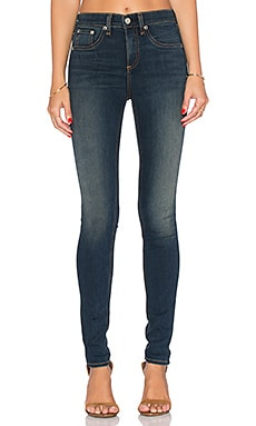 rag & bone/JEAN 10 Inch Skinny in Aston