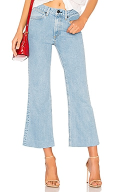 Wide Leg Justine Trouser Jean rag & bone/JEAN $265 Collections