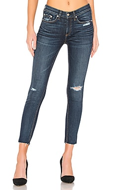 Ankle Skinny rag & bone/JEAN $250 BEST SELLER