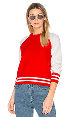 Jana Sweater in Fiery Red
