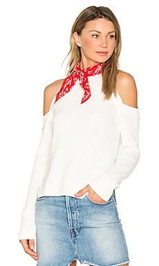 Dana Cold Shoulder Sweater
