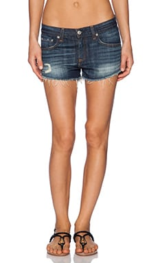 SHORT EN JEAN THE CUT OFF SHORT