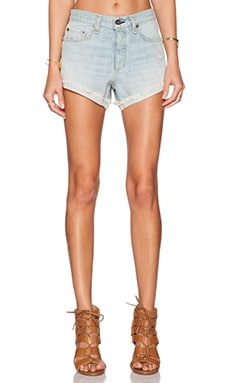 rag & bone/JEAN Marilyn Short in Charleston