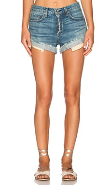 rag & bone/JEAN Marilyn Fly Short in Weston