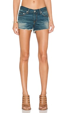 rag & bone/JEAN The Cut Off Short in Distressed