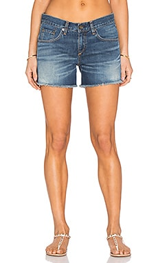 rag & bone/JEAN Boyfriend Short in Torrington