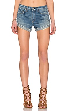 rag & bone/JEAN Siggie Short in Delancey