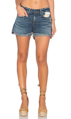 rag & bone/JEAN Boyfriend Short in Woodstock