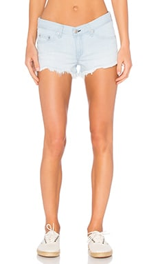 rag & bone/JEAN Cut Off Short in Ashling