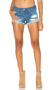 rag & bone/JEAN Cut Off Short in Freeport