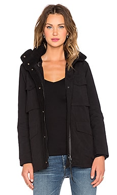 rag & bone/JEAN City Coat in Black