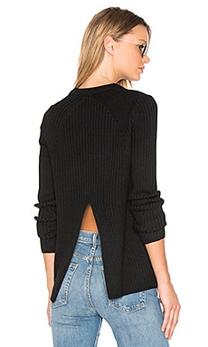 Carly Pullover in Black