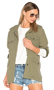 Bennett Jacket in Light Army