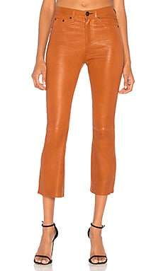 Hana Leather Pant rag & bone/JEAN $995 Collections