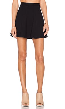 rag & bone/JEAN Suki Skirt in Black