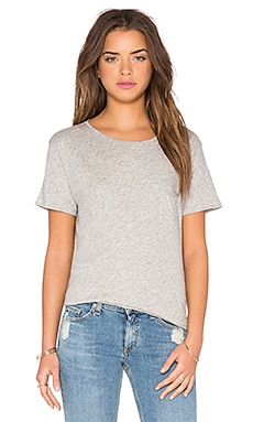 X-Boyfriend Tee in Heather Grey