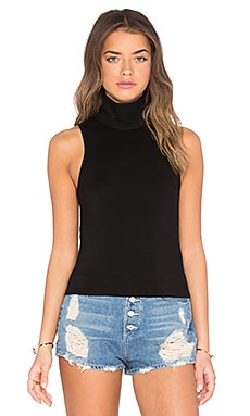 rag & bone/JEAN Mod Tank in Black