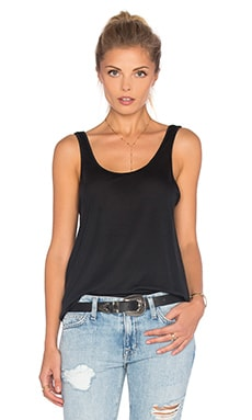 Canyon Tank in Black