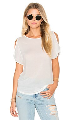 Canyon Tee in Blanc