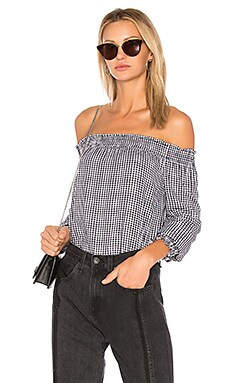 Classic Gingham Top