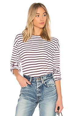 Dakota Stripe tee