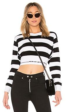 Купить Топ sharon - rag & bone/JEAN цвет black & white