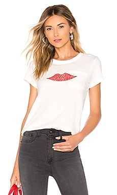 Lips Tee rag & bone/JEAN $95
