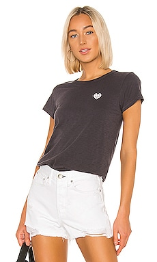 T-SHIRT HEART Rag & Bone $115