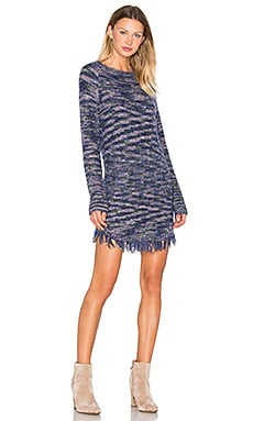 Raga Dakota Short Dress in Multi