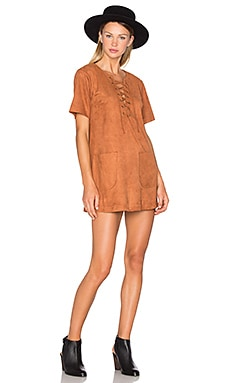 Little Rock Dress in Camel