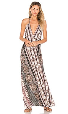Enchanted Dream Halter Maxi