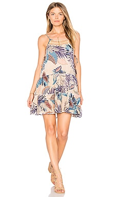 Tropic Vibes Short Dress