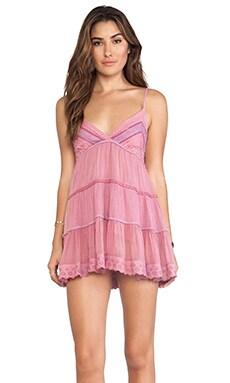 Raga Mini Dress in Pink