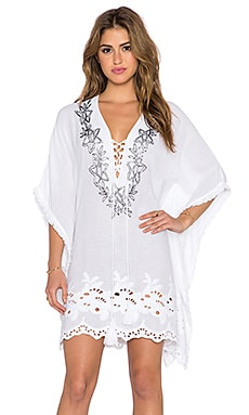 Raga Native Warrior Tunic in White