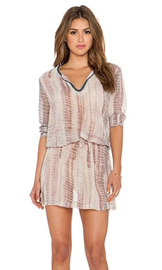 Raga Aphrodite Mini Dress in Multi
