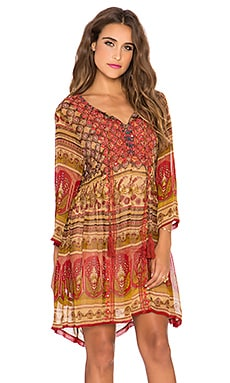 Raga Athena Tunic Dress in Multi