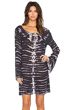 Raga November Nights Tunic Dress in Grey