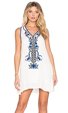 Raga Mykonos Dress in Beige