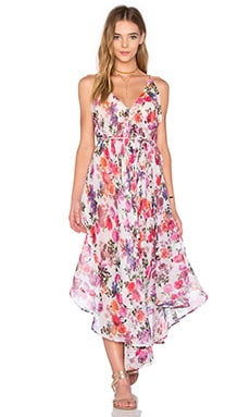 Floral Bloom Dress en Imprimé