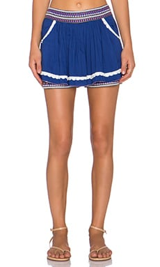 Raga Blue Sky Skort in Blue