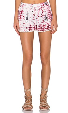 Raga Queen of Hearts Short in Fuchsia