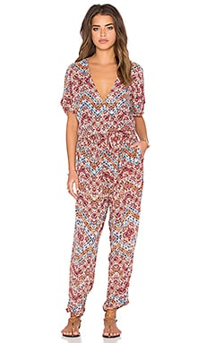 Dancing in the Desert Crossover Jumpsuit