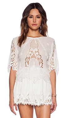 Raga The Charlotte Top in White
