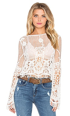 Raga The Dylan Top in White